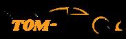 Tom-Car: Wypożyczalnia samochodów 9-osobowych Logo